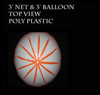 Designer Nets Balloon Nets