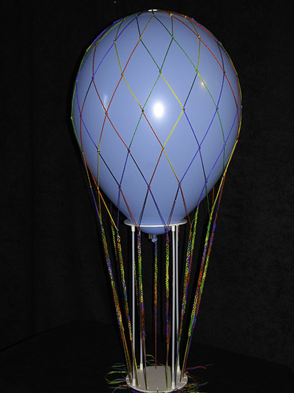 Designer nets wholesale balloon stands kits