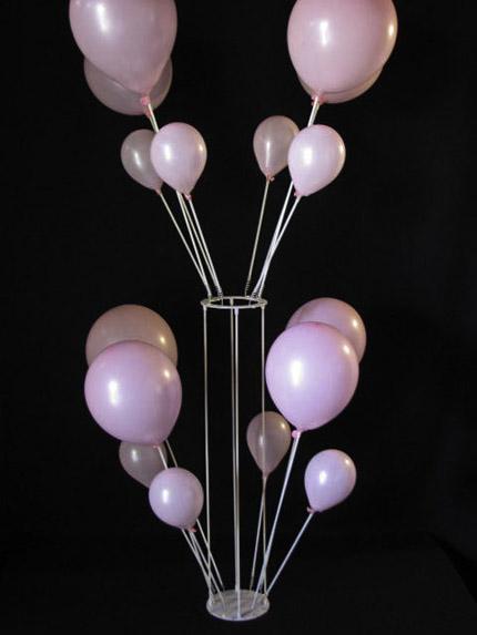 Designer nets wholesale balloon stands
